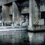 """Das Boot"" was filmed in La Rochelle, Prague, Malta and München Rick Okon and August Wittgenstein (Courtesy: Nik Konietzny / Sonar Entertainment)"