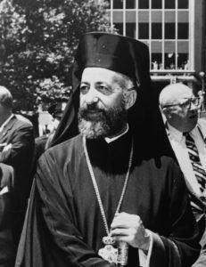 Archibishop Makarios III
