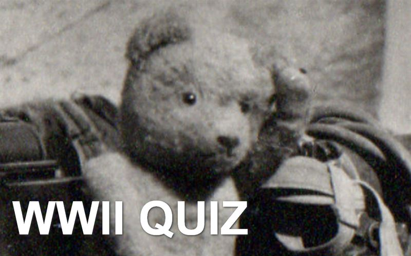 WWII Quiz: General Questions about World War 2 (Easy)
