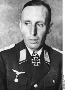 Friedrich August von der Heydte (Credits: Bundesarchiv)