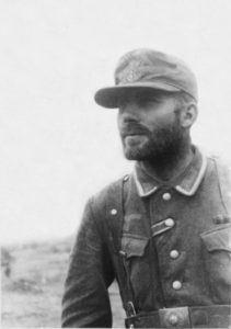 Peter Ertel in Kharkov - June 1943