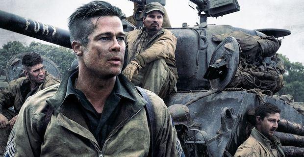 Fury - War Movie Released 2014