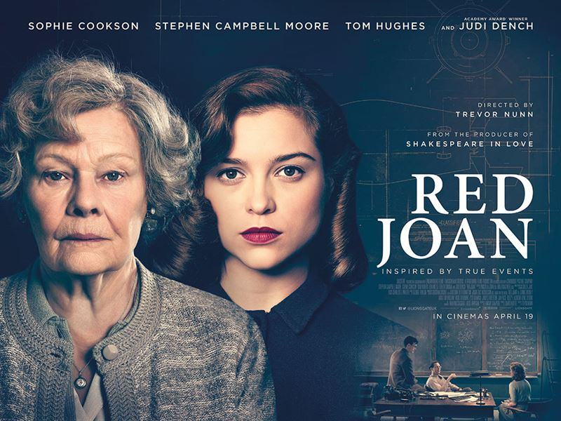 Red Joan (2019) - Movie