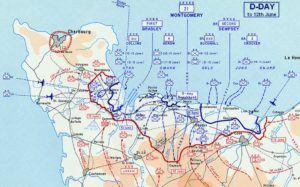 Dropzones, D-Day