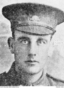 77 Private (Pte) John Alexander Crawford, 32nd Battalion