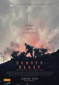 Danger Close The Battle of Long Tan Poster