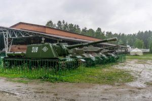 Military Technical Museum in Ivanovskoye