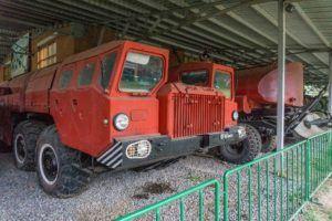 Military Technical Museum in Ivanovskoye