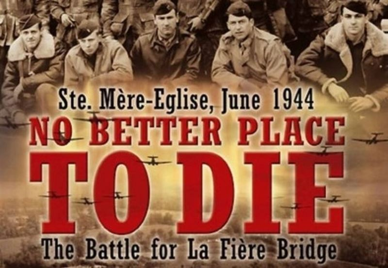 No Better Place To Die by Robert M. Murphy
