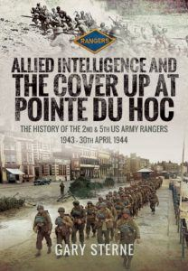 The Cover Up at Pointe Du Hoc - Gary Sterne