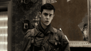 Colin Hanks as First Lieutenant Henry S. Jones