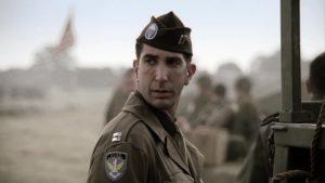 David Schwimmer as Captain Herbert Sobel