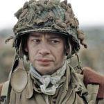 """Dexter Fletcher as Staff Sergeant John """"Johnny"""" Martin"""