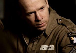 Donnie Wahlberg as Second Lieutenant Carwood Lipton
