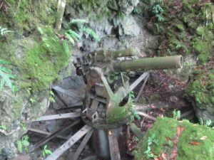 Japanese Coastal Artillery. Untouched since it faced the wrong direction