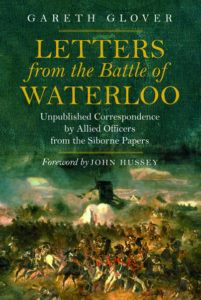 Letters from the Battle of Waterloo