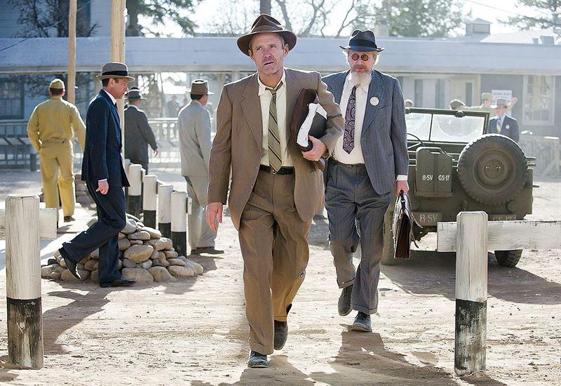 TV-SERIES: Manhattan (2014) - Argunners