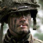 Matthew Settle as Captain Ronald Speirs