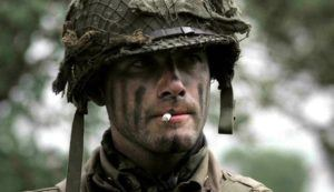 Matthew Settle as Captain Ronald Speirs