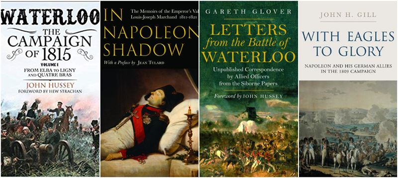 Pen & Sword Giving Away 4 Ebooks to mark Anniversary of Napoleon's Death