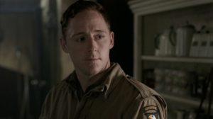 Scott Grimes as Technical Sergeant Donald Malarkey