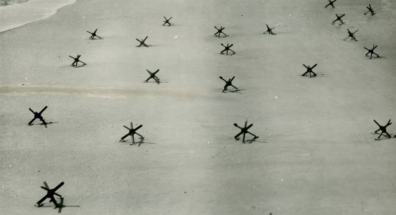 Operation Overlord: Low Altitude Beach Photographs (PART 2)