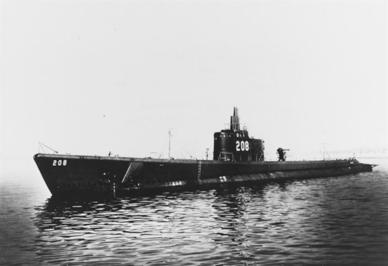 The USS Grayback, Missing for 75 Years, Is Discovered Off Okinawa