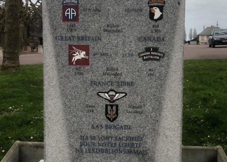 Airborne Memorial at Pegasus Bridge