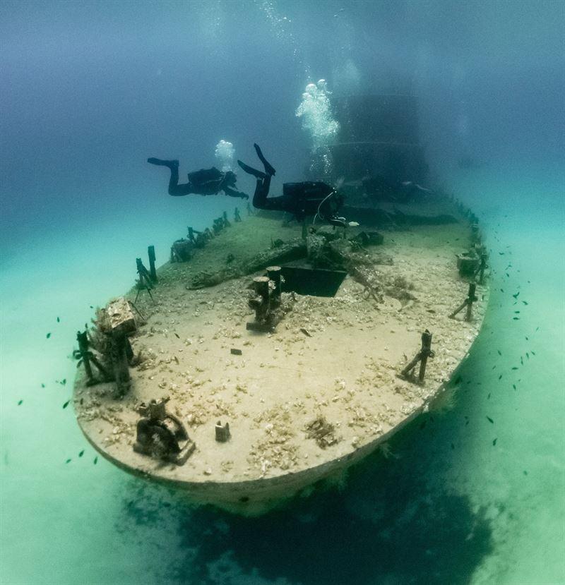 Wartime Wrecks Around Malta And Gozo