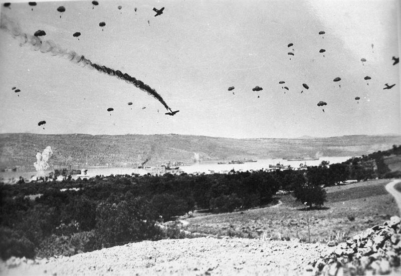 World War II in the Mediterranean