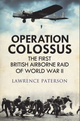 Operation Colossus by author Lawrence Patterson