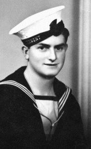 Portrait of Edward Teddy Sheean